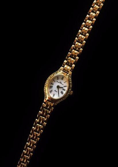 YOUNGER & BRESSON  Montre bracelet de dame...