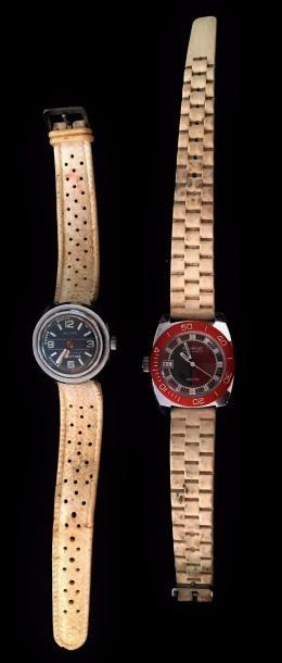KELTON  Deux montres