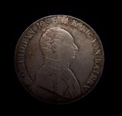 ALLEMAGNE, BAVIERE  MAXIMILIEN JOSEPH (1806...