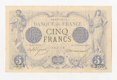 5 F Noir. F 1/19 du 28.6.1873 (Cancer). ...