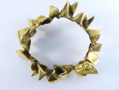 Bracelet de l'artiste Alicia PENALBA (1913-1982)...
