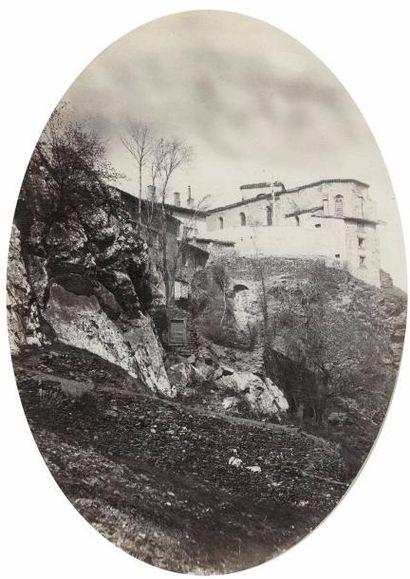 Félix THIOLLIER (1842-1914)  Chapelle de...