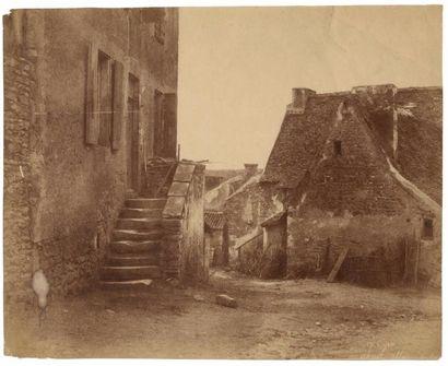 V. DIJON  Abrest, Allier, France, 1854  Tirage...
