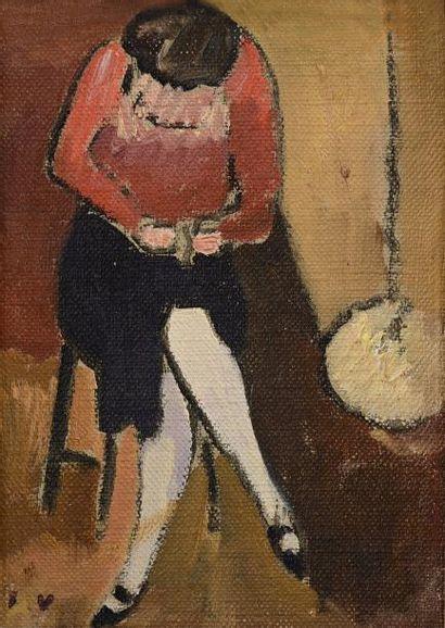 *Louis VALTAT (Dieppe 1869 - Paris 1952)...