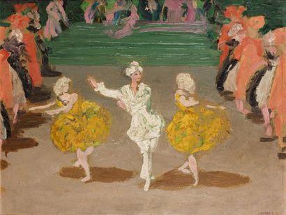 Jules Léon FLANDRIN (Corenc 1871 - 1947)...