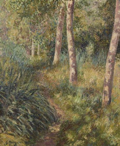 Georges MANZANA-PISSARRO (Louveciennes 1871-1961)...