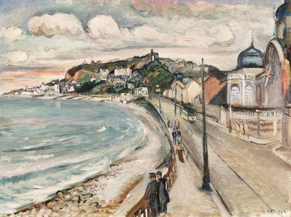 *Achille Emile Othon FRIESZ (Le Havre 1879...
