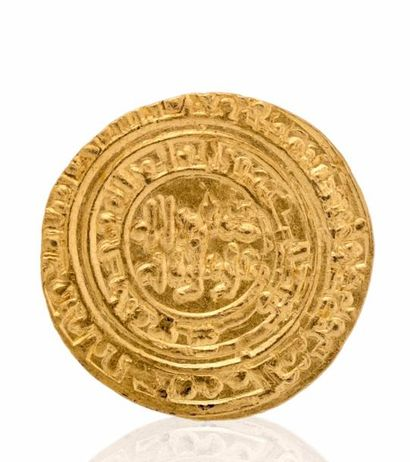 FATIMIDES, Al Hakim (386-411). Dinar, Le...