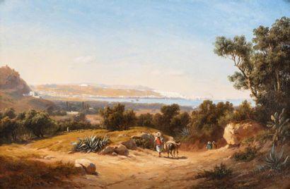 Curt Victor Clemens GROLIG (1805-1863)  La...