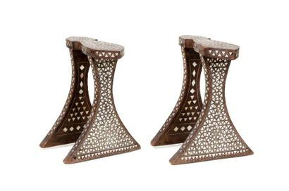 Kabkab Paire de Socques de Bain  en bois...
