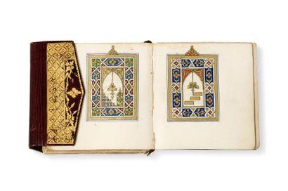 Al-Jazuli (Sayed Muhammad bin Sulayman)  Dalâïl...