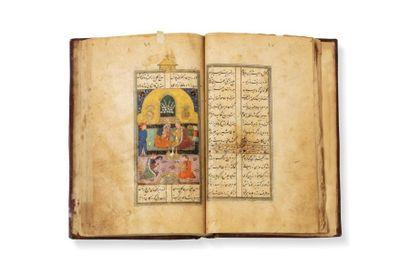 Anthologie de poésie signée et datée : Sharif...