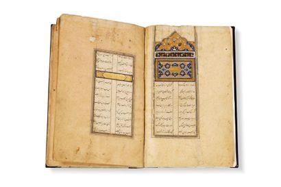 Muslih al-Din Sa'adi  Bustan daté (9)22 =...