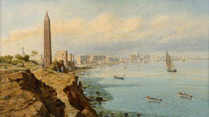G. C MANSINI (Actif à la fin du XIXème siècle)...