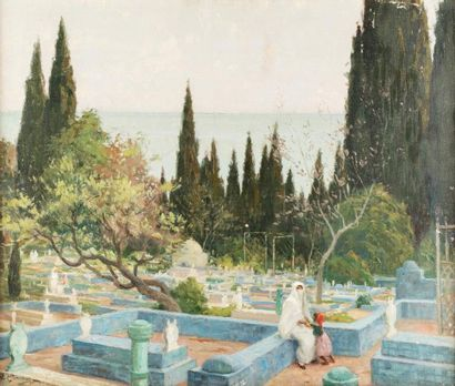 Leonce Joseph JONCIERES (Dompierre 1871 -...