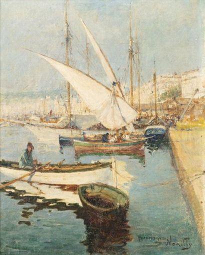 Francisque NOAILLY (Marseille 1855 - Alger...