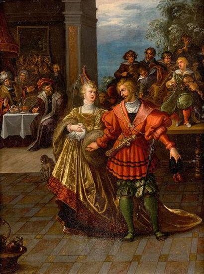 Hyeronimus FRANCKEN I  (Herentals vers 1540...