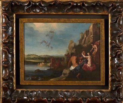 *Ecole HOLLANDAISE vers 1700, suiveur de...