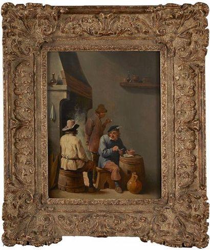 *Ecole FLAMANDE du XVIIème siècle, suiveur...