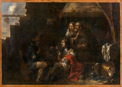 Sébastien BOURDON  (Montpellier 1616 – Paris...