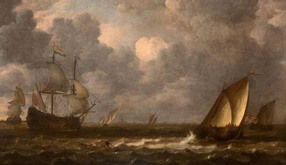 Lieve VERSCHUIER  (Rotterdam vers 1630 –...