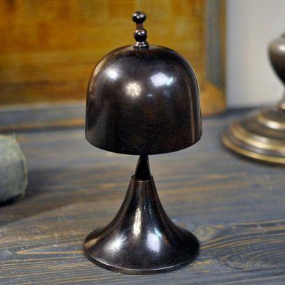 Cloche de table champignon