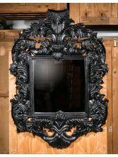 Miroir magistral sculpté
