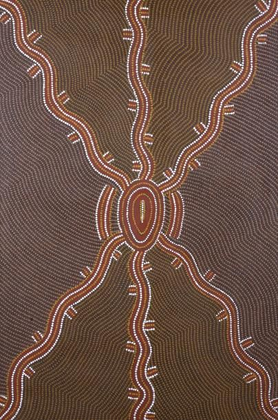 Long Jack Phillipus Tjakamarra ( c. 1932...