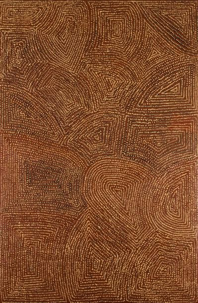 George Ward Tjungurrayi (c. 1940 - )  Sans...