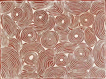 Ningura Napurrula (c. 1938 - 2014)  Sans...