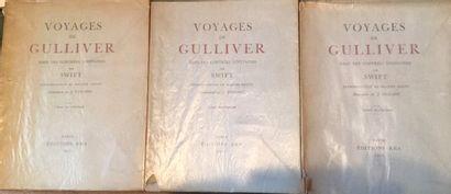 Swift, Les voyages de Gulliver dans des contrées...