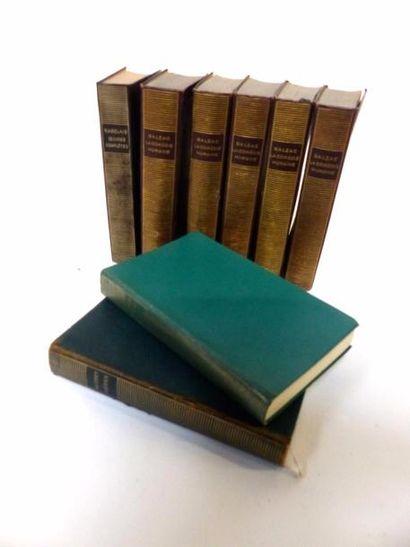 Pléiade : trente-neuf volumes