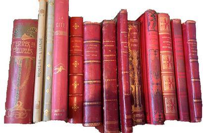 Lot de livres avec couvertures romantiques...