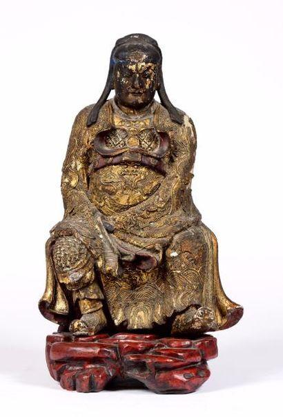 CHINE – Dynastie Qing, Epoque XVIIIe/XIXe...