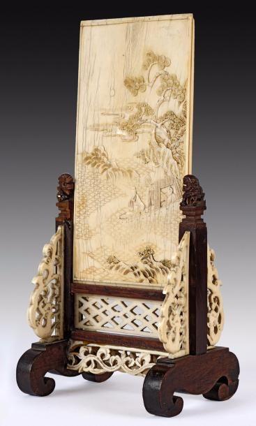 CHINE – Début de la Dynastie Qing, Epoque...