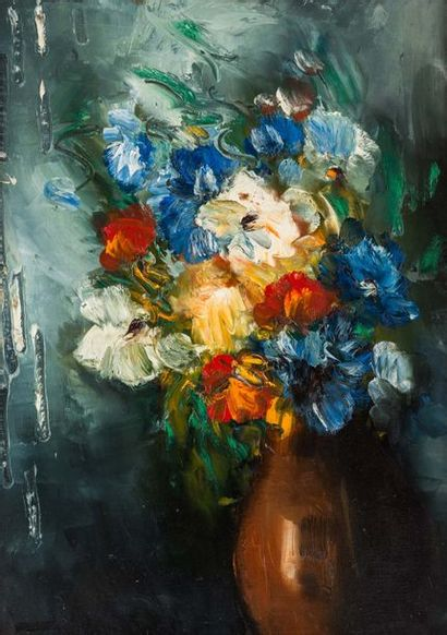 *Maurice de VLAMINCK (Paris 1876 - Rueil...