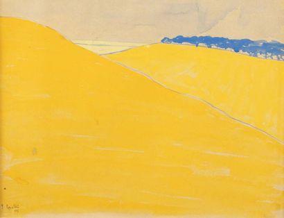 Jean CROTTI (Bulle 1878 - Neuilly sur Seine...