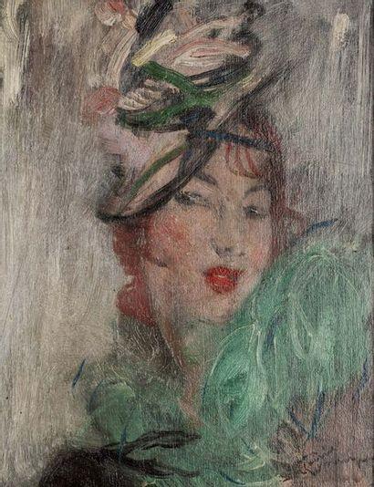 Jean Gabriel DOMERGUE (Bordeaux 1899 - Paris...
