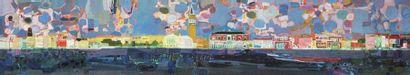 Roger BEZOMBES (Paris 1913 - 1994)  Le Grand...
