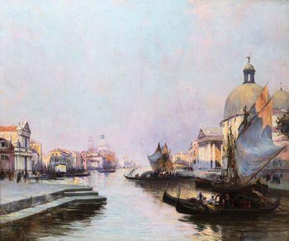 Raymond ALLEGRE (Marseille 1857 - 1933)  Le...