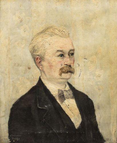 Albert DUBOIS - PILLET (Paris 1846 - Le Puy...