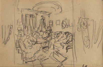 Edouard VUILLARD (Cuiseaux 1868 - La Baule...