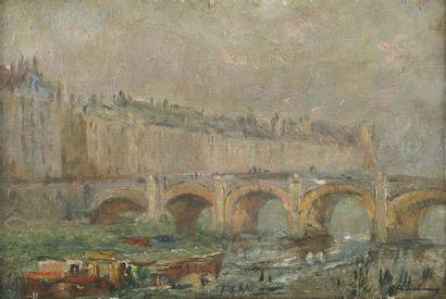 Albert LEBOURG (Montfort-sur-Risle 1849 -...