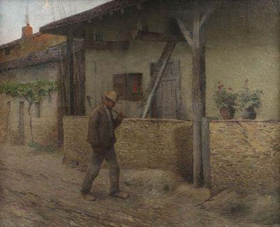 Henri MARTIN (Toulouse 1860 - La Bastide...