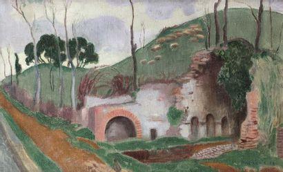 Maurice DENIS (Granville 1870 - Paris 1943)...