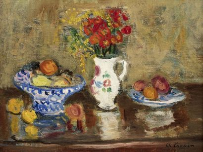 *Charles CAMOIN (Marseille 1879 - Paris 1965)...