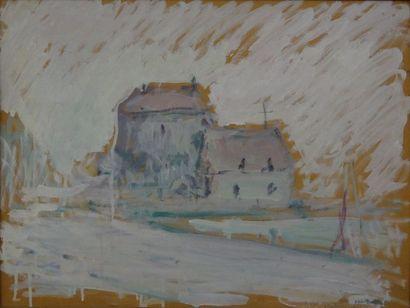 André BARBIER (Arras 1883 - Paris 1970)  La...