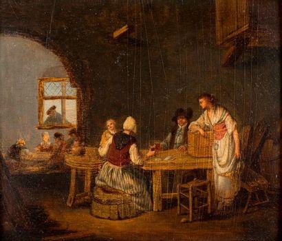 Jacques Albert SENAVE  (Lo Reninge 1758 –...