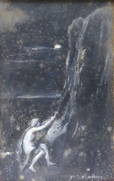 Jules VALADON (Actif au XXème siècle)  Andromède...