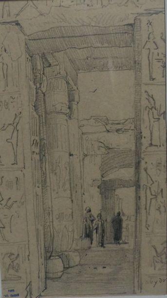 Paul Louis Léger CHARDIN (1833-1917)  Ensemble...